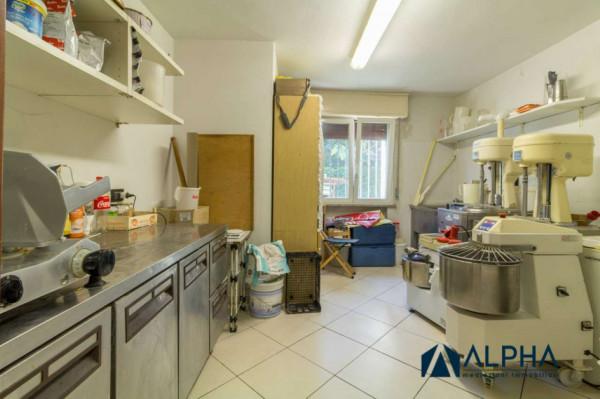 Casa indipendente in vendita a Forlimpopoli, Con giardino, 210 mq - Foto 43