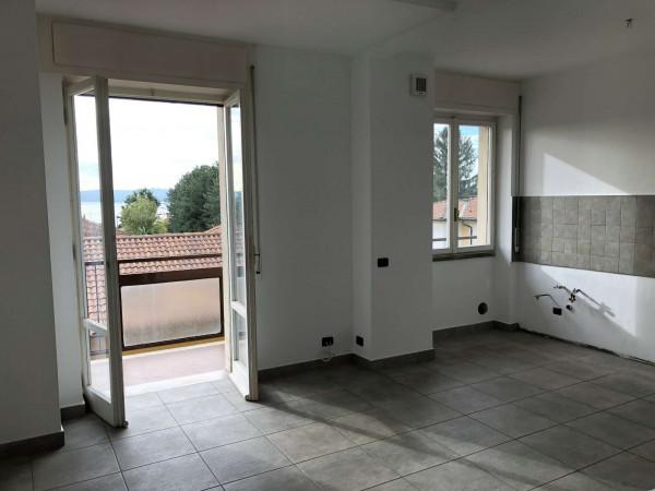 Appartamento in vendita a Gavirate, Centro, Con giardino, 86 mq - Foto 6