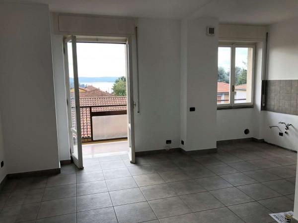 Appartamento in vendita a Gavirate, Centro, Con giardino, 86 mq - Foto 11