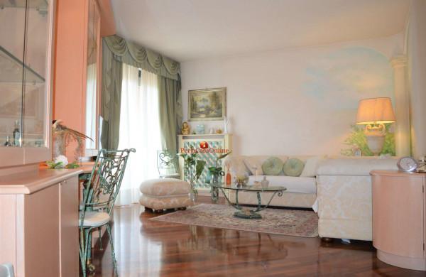 Appartamento in vendita a Forlì, Stadio, Arredato, con giardino, 110 mq