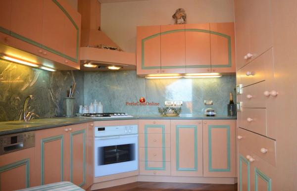Appartamento in vendita a Forlì, Stadio, Arredato, con giardino, 110 mq - Foto 18