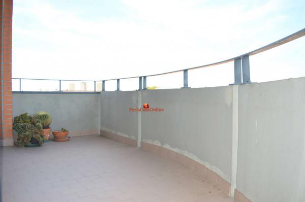 Appartamento in vendita a Forlì, Stadio, Arredato, con giardino, 110 mq - Foto 12