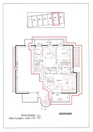 Appartamento in vendita a Giussano, 93 mq - Foto 2