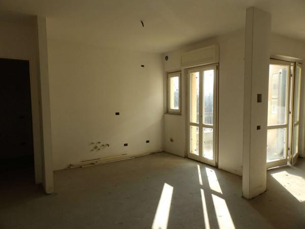 Appartamento in vendita a Lentate sul Seveso, Mucchirolo, Con giardino, 156 mq - Foto 20