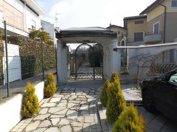 Appartamento in vendita a Lentate sul Seveso, Mucchirolo, Con giardino, 156 mq - Foto 21