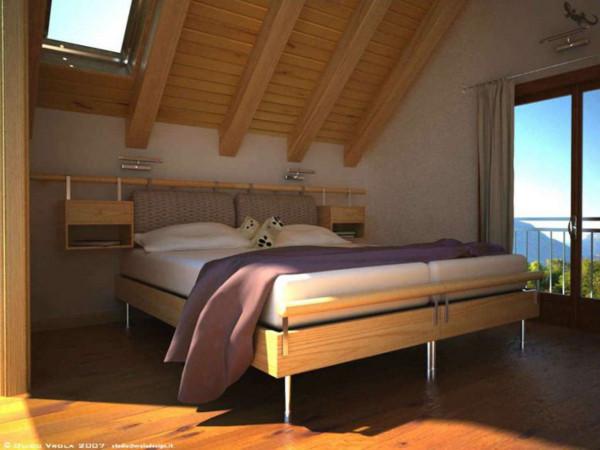 Appartamento in vendita a Lentate sul Seveso, Mucchirolo, Con giardino, 156 mq - Foto 5