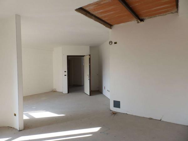 Appartamento in vendita a Lentate sul Seveso, Mucchirolo, Con giardino, 156 mq - Foto 18