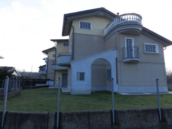 Appartamento in vendita a Lentate sul Seveso, Mucchirolo, Con giardino, 156 mq - Foto 22