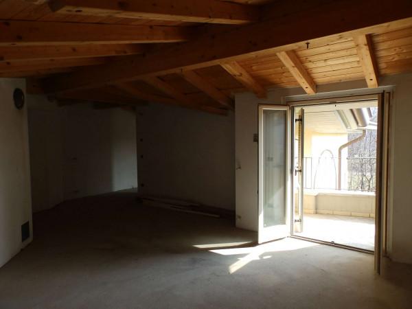Appartamento in vendita a Lentate sul Seveso, Mucchirolo, Con giardino, 156 mq - Foto 11