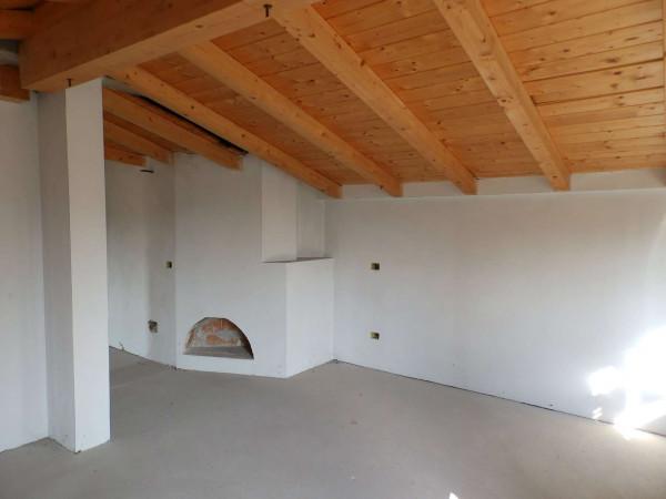 Appartamento in vendita a Lentate sul Seveso, Mucchirolo, Con giardino, 156 mq - Foto 10