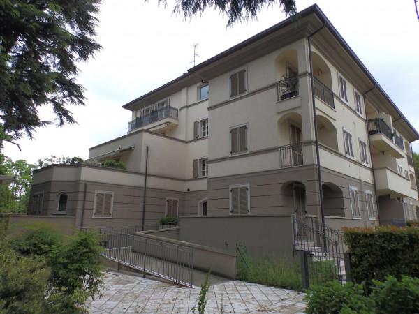 Appartamento in vendita a Lentate sul Seveso, Centralissimo, Con giardino, 125 mq - Foto 19