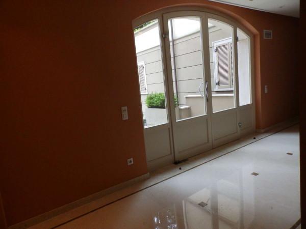 Appartamento in vendita a Lentate sul Seveso, Centralissimo, Con giardino, 125 mq - Foto 17