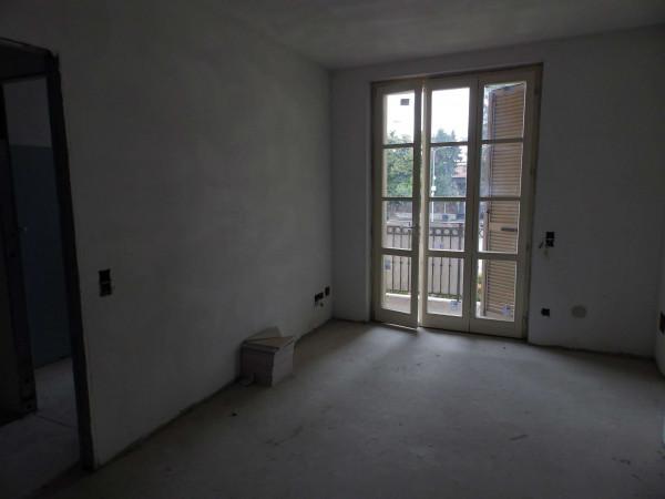 Appartamento in vendita a Lentate sul Seveso, Centralissimo, Con giardino, 125 mq - Foto 13
