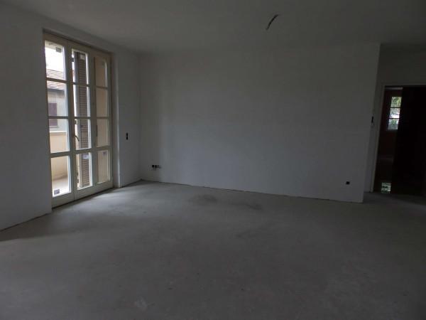 Appartamento in vendita a Lentate sul Seveso, Centralissimo, Con giardino, 125 mq - Foto 4