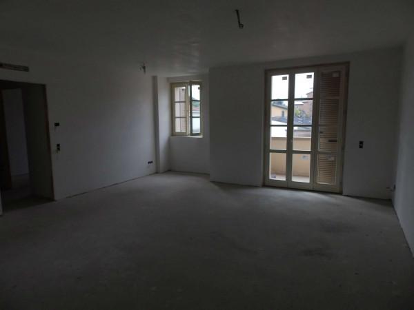 Appartamento in vendita a Lentate sul Seveso, Centralissimo, Con giardino, 125 mq - Foto 14