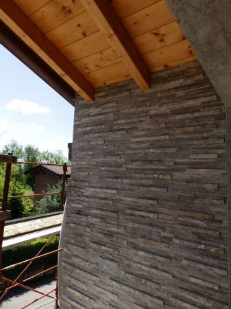 Villa in vendita a Lentate sul Seveso, Con giardino, 290 mq - Foto 6