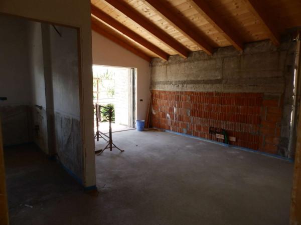 Villa in vendita a Lentate sul Seveso, Con giardino, 290 mq - Foto 8