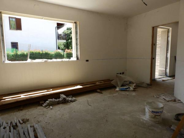 Villa in vendita a Lentate sul Seveso, Con giardino, 290 mq - Foto 12