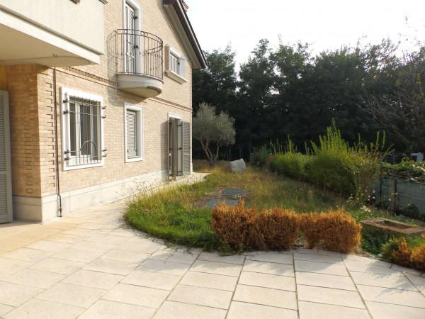 Appartamento in vendita a Lentate sul Seveso, Con giardino, 145 mq - Foto 17