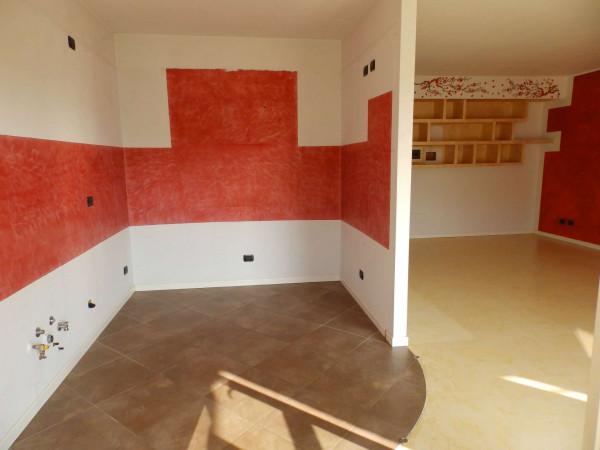 Appartamento in vendita a Lentate sul Seveso, Con giardino, 145 mq - Foto 15