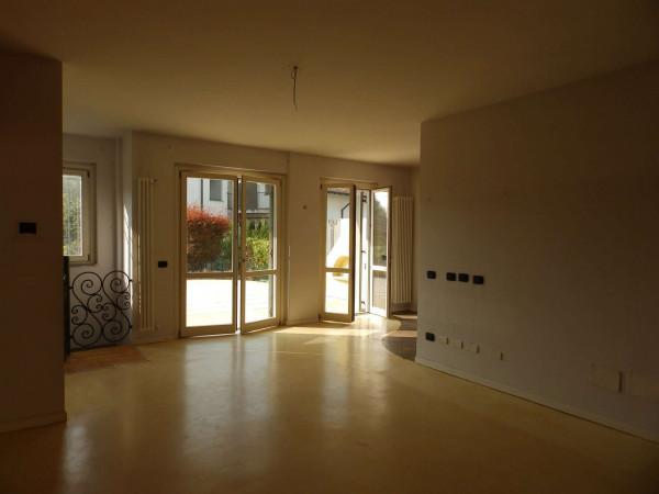 Appartamento in vendita a Lentate sul Seveso, Con giardino, 145 mq - Foto 21