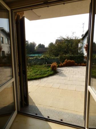 Appartamento in vendita a Lentate sul Seveso, Con giardino, 145 mq - Foto 19