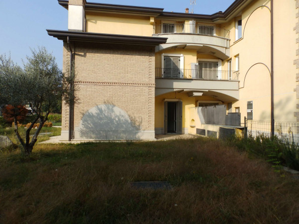 Appartamento in vendita a Lentate sul Seveso, Con giardino, 145 mq - Foto 13