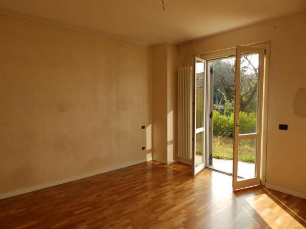 Appartamento in vendita a Lentate sul Seveso, Con giardino, 145 mq - Foto 9