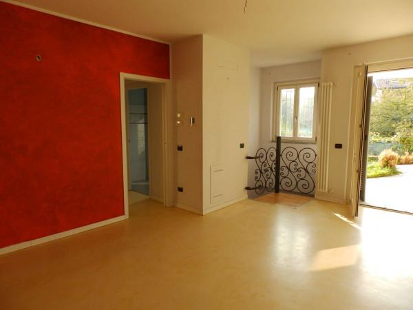 Appartamento in vendita a Lentate sul Seveso, Con giardino, 145 mq - Foto 20