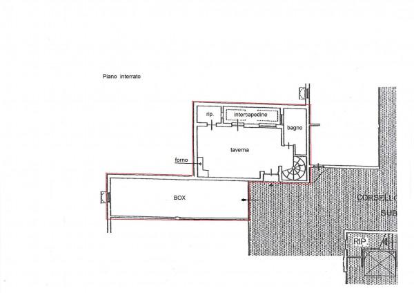 Appartamento in vendita a Lentate sul Seveso, Con giardino, 145 mq - Foto 2
