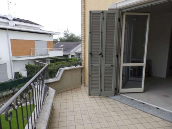 Appartamento in vendita a Lentate sul Seveso, Con giardino, 112 mq - Foto 12