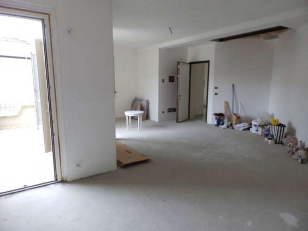 Appartamento in vendita a Lentate sul Seveso, Con giardino, 112 mq - Foto 8