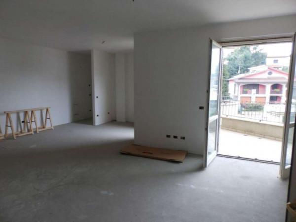 Appartamento in vendita a Lentate sul Seveso, Con giardino, 112 mq - Foto 7