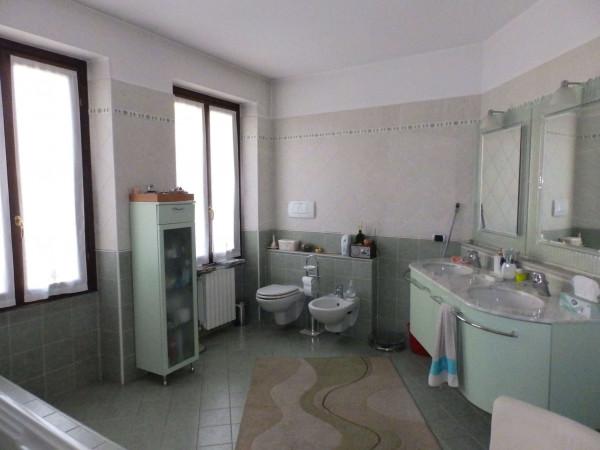 Appartamento in vendita a Seregno, San. Rocco, Con giardino, 220 mq - Foto 19
