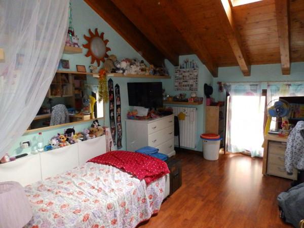 Appartamento in vendita a Seregno, San. Rocco, Con giardino, 220 mq - Foto 12