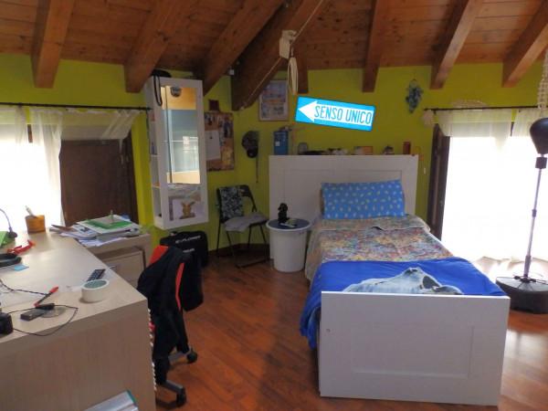 Appartamento in vendita a Seregno, San. Rocco, Con giardino, 220 mq - Foto 11