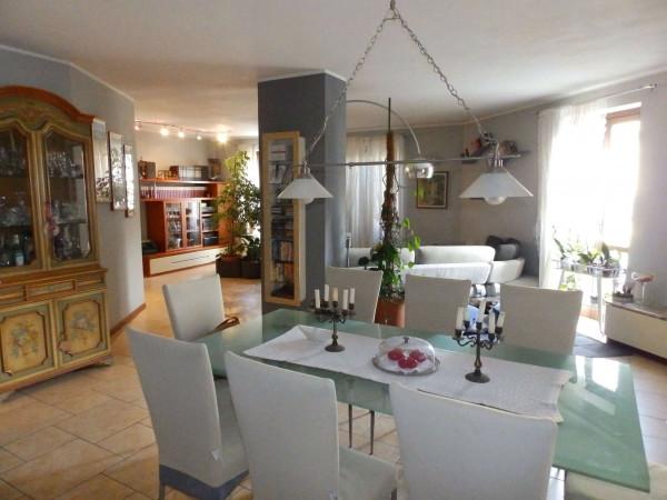 Appartamento in vendita a Seregno, San. Rocco, Con giardino, 220 mq - Foto 16