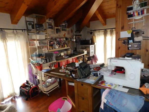 Appartamento in vendita a Seregno, San. Rocco, Con giardino, 220 mq - Foto 10