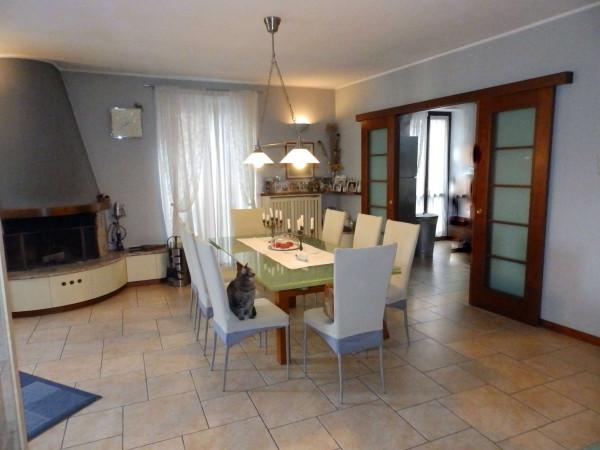 Appartamento in vendita a Seregno, San. Rocco, Con giardino, 220 mq - Foto 23
