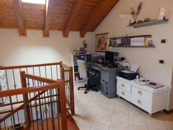 Appartamento in vendita a Seregno, San. Rocco, Con giardino, 220 mq - Foto 9