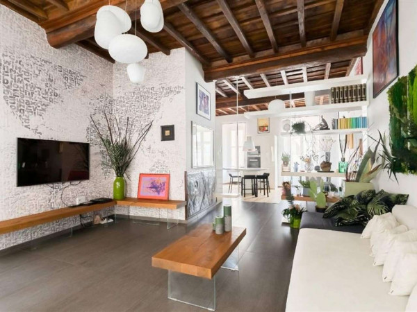 Appartamento in vendita a Roma, Ripetta - Largo Argentina, 120 mq - Foto 5