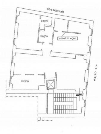 Appartamento in vendita a Roma, Ripetta - Largo Argentina, 120 mq - Foto 2