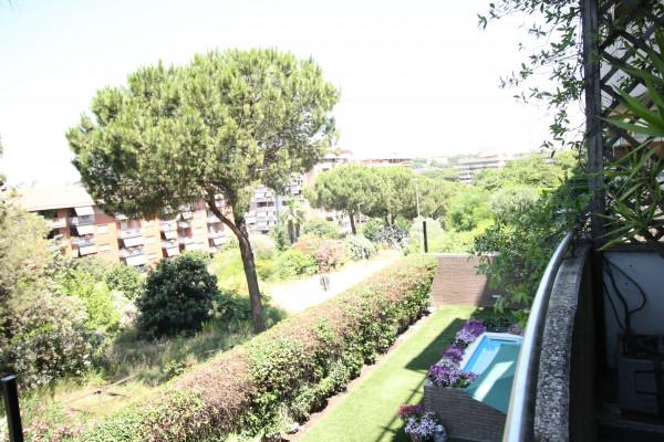 Appartamento in affitto a Roma, Eur Sic, 105 mq - Foto 2