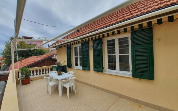 Appartamento in affitto a Chiavari, Residenziale, Arredato, 70 mq
