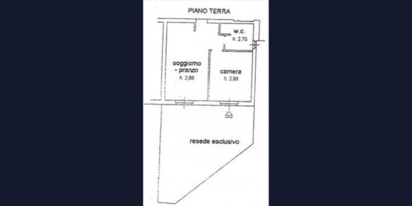 Appartamento in vendita a Siena, Con giardino, 55 mq