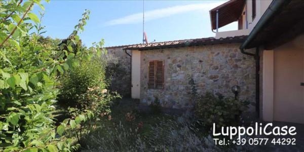 Appartamento in vendita a Murlo, Arredato, con giardino, 90 mq - Foto 5