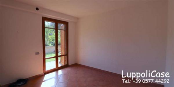 Appartamento in vendita a Murlo, Arredato, con giardino, 90 mq - Foto 19