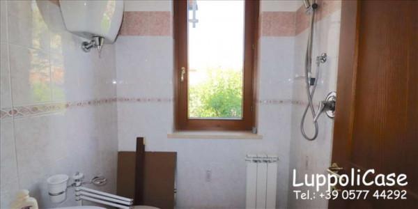 Appartamento in vendita a Murlo, Arredato, con giardino, 90 mq - Foto 15