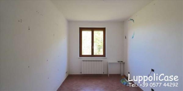 Appartamento in vendita a Murlo, Arredato, con giardino, 90 mq - Foto 14
