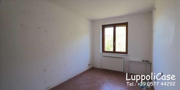 Appartamento in vendita a Murlo, Arredato, con giardino, 90 mq - Foto 13